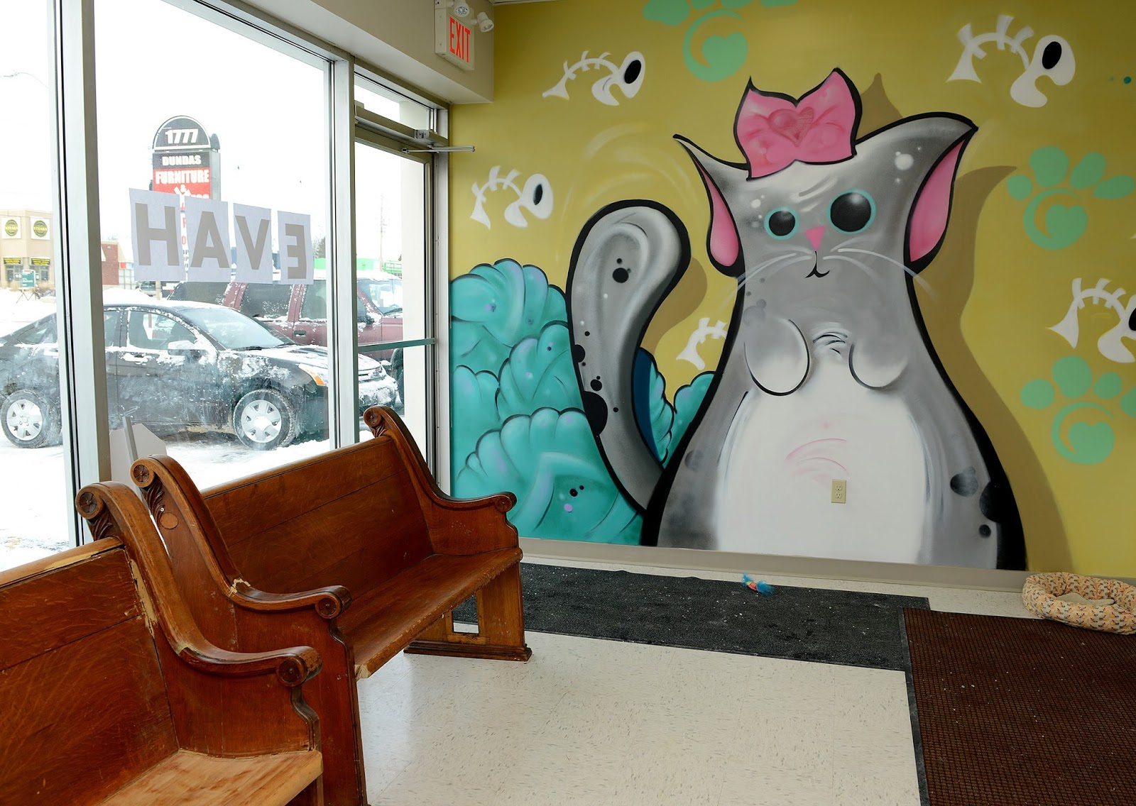 East Village Animal Hospital, 1777 Dundas Street #1, London, Reviews ...