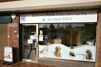 Summerfields Veterinary Centre, Summerfield Village Centre