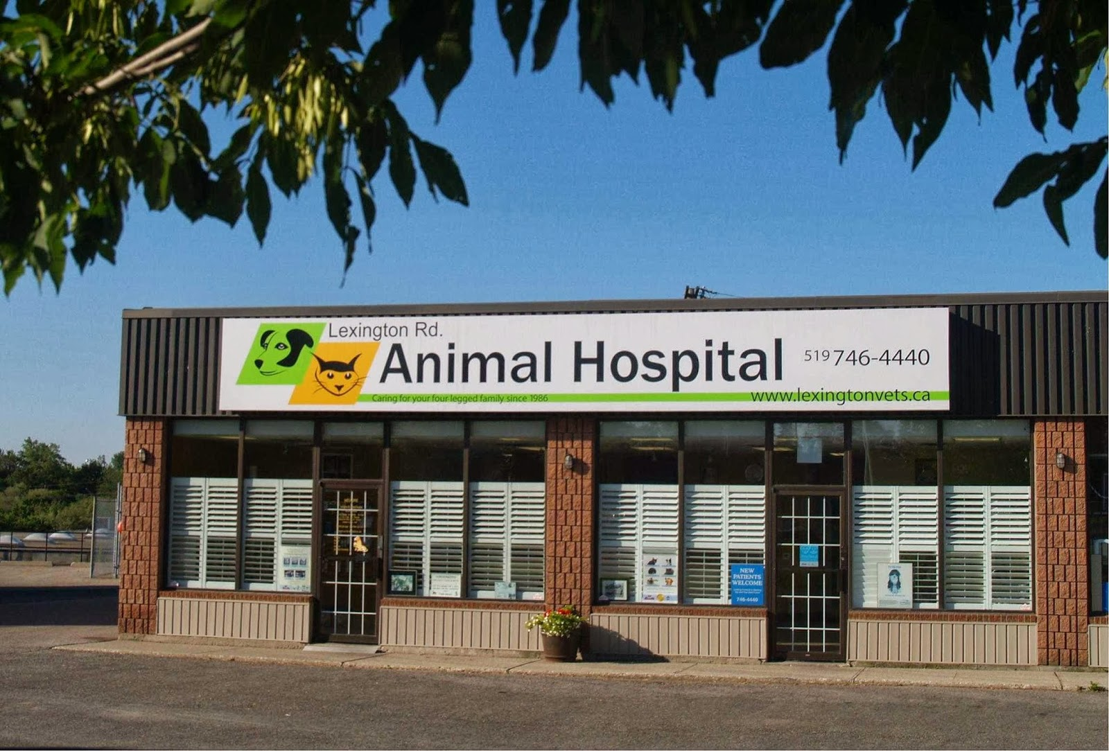 Lexington Rd. Animal Hospital, 135 Lexington Court, Waterloo ...